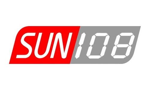 sun108 Shop logo